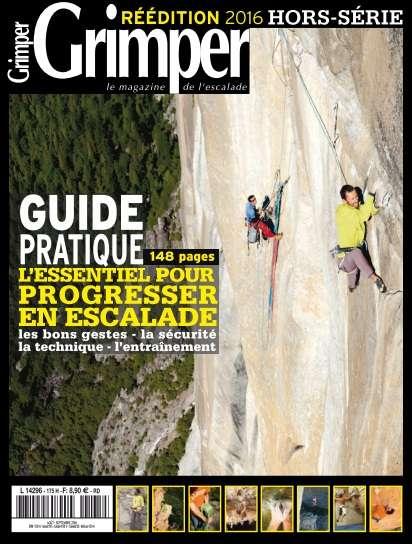 Grimper Hors-Série - Réédition 2016