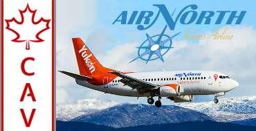 Air North Yukon's Airline Tour