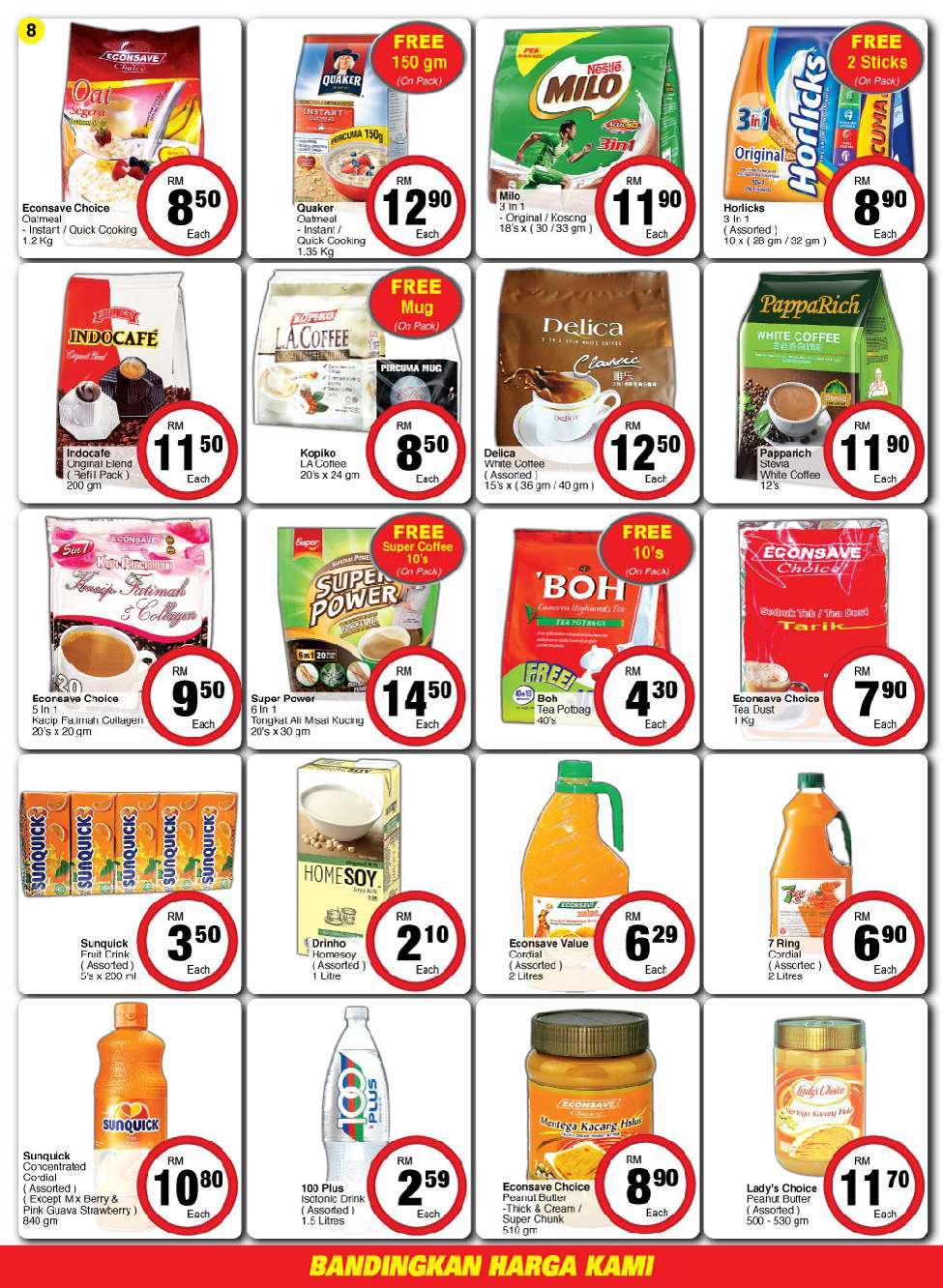 EconSave Catalogue (25 August 2017 - 5 September 2017)