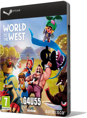 World to the West DOWNLOAD PC SUB ITA (2017)