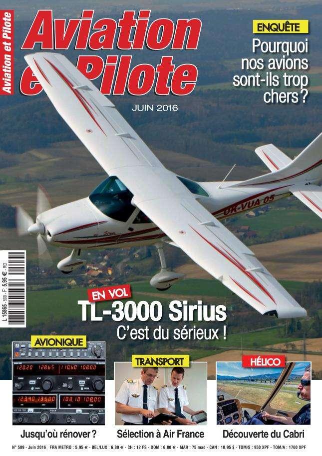 Aviation et Pilote - Juin 2016