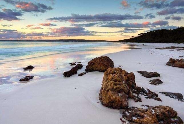 hyams beach