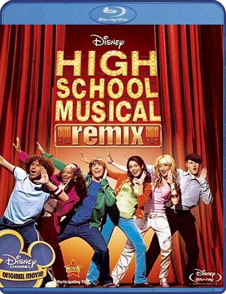 High School Musical (2006) Full Bluray AVC LPCM ENG DTS ITA DEU DD ITA MULTI Subs - Krikk