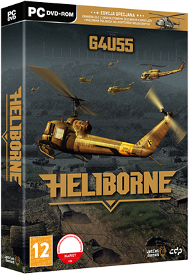 [PC] Heliborne Winter Complete Edition (2017) - ENG