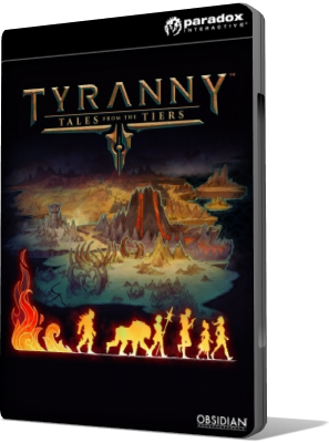 Tyranny Tales from the Tiers DOWNLOAD PC ENG (2017)