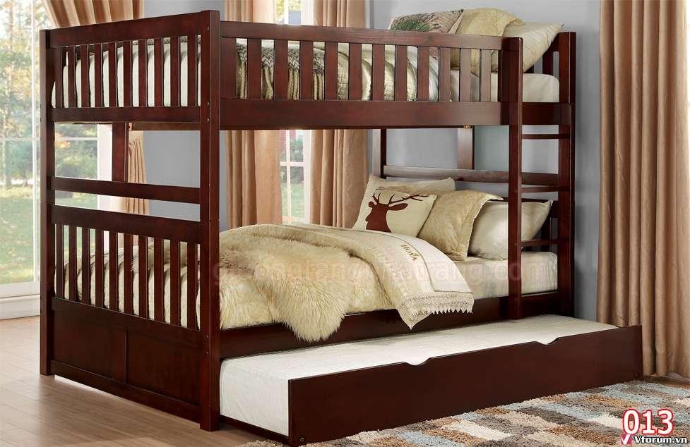 Những lý do bạn nên mua giường tầng cho căn phòng bạn