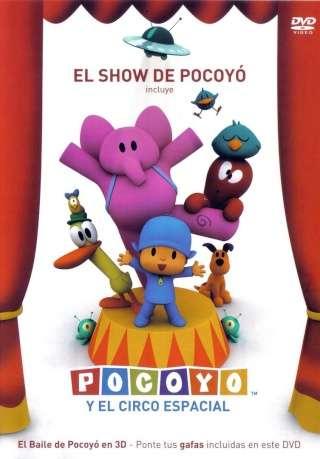 Pocoyo y El Circo Espacial [Latino]