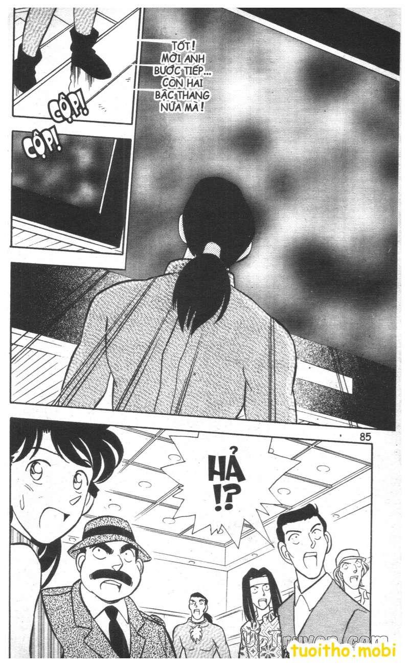 đọc truyện Conan bộ đặc biệt chap 22 trang 8
