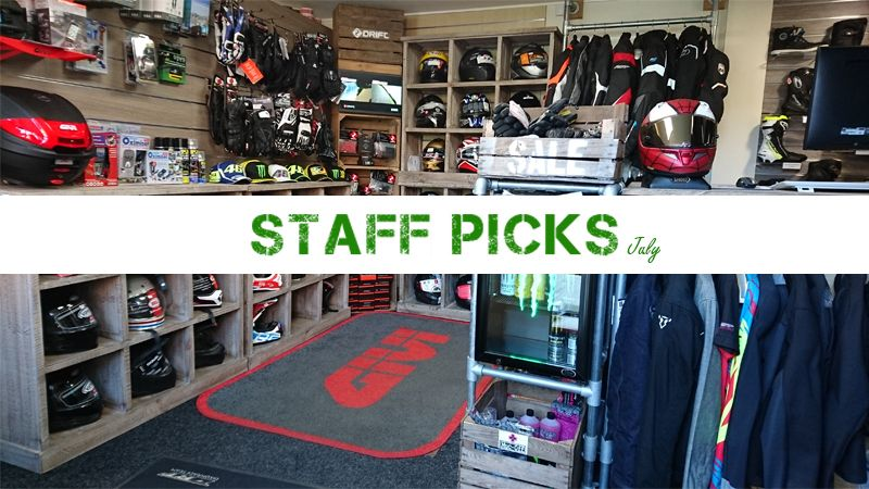 Staff Picks - July