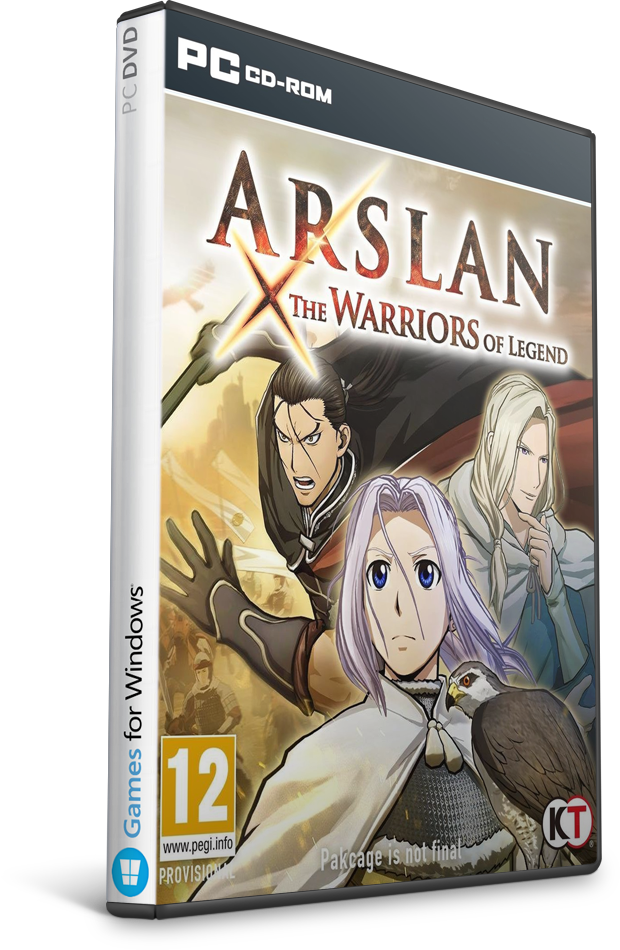 [PC] Arslan The Warriors of Legend-CODEX [Action 2016]