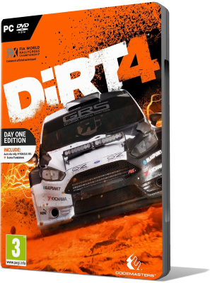 [PC] DiRT 4 - Update v1.04 (2017) - FULL ITA