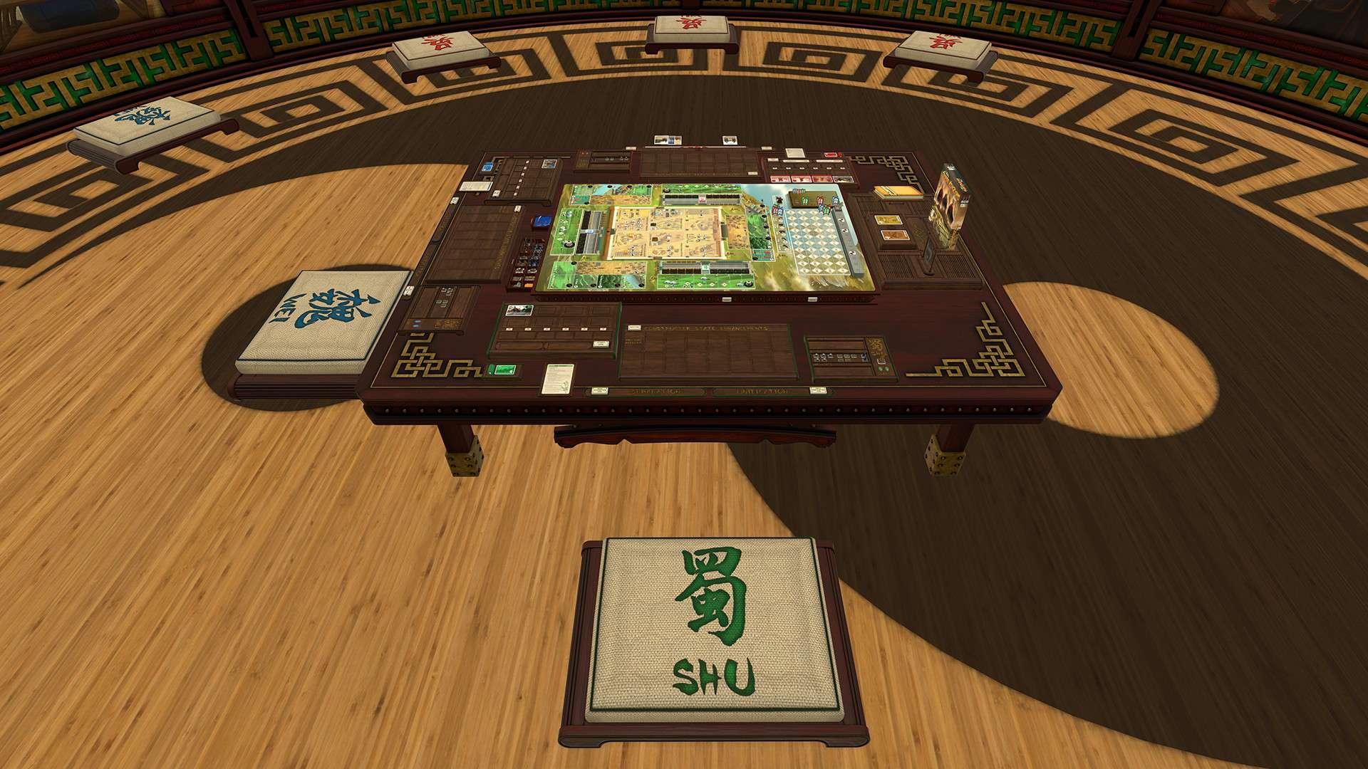 [4Share] Tabletop Simulator Three Kingdoms Redux-PLAZA [Simulator/ISO/2017] | Bam.Vn