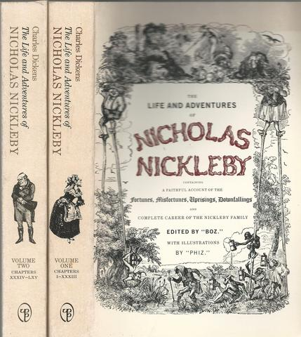 The Life and Adventures of Nicholas Nickleby (Volume 2) (2), Dickens, Charles