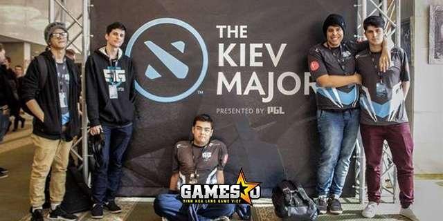 """Từ team bị đánh giá là """"lót đường"""", SG giờ đã góp mặt trong top 8 Kiev Major"""
