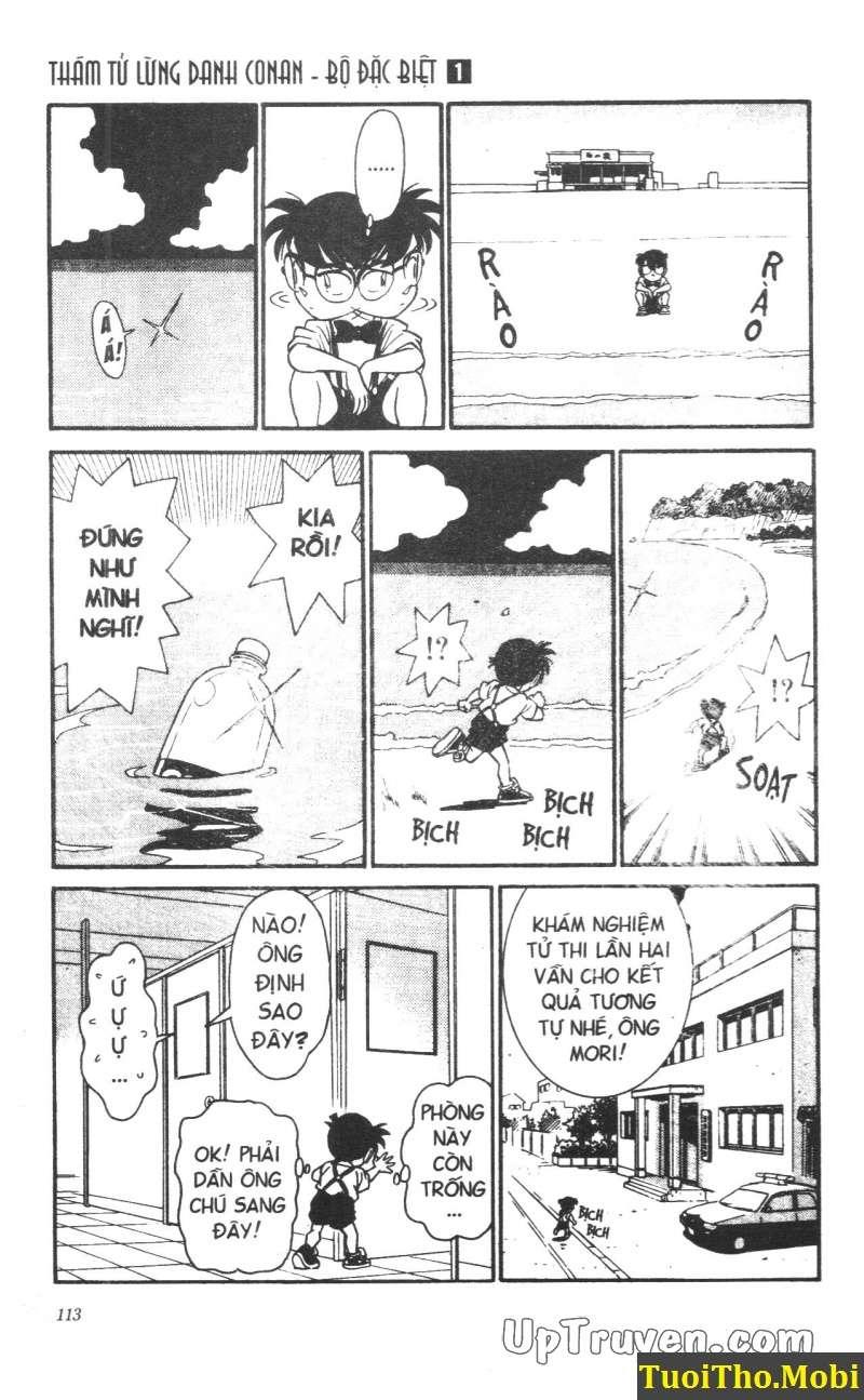 đọc truyện Conan bộ đặc biệt chap 6 trang 12