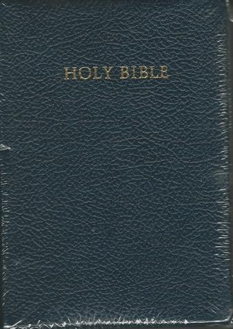 By Thomas Nelson The Holy Bible: Old and New Testaments in the King James Version, Revised Edition
