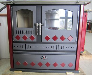 Cucina a legna ugo cadel modello victoria kw 7 6 for Ugo cadel termocucine