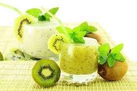 Một số phương pháp chế biến món ăn từ kiwi giúp giảm béo
