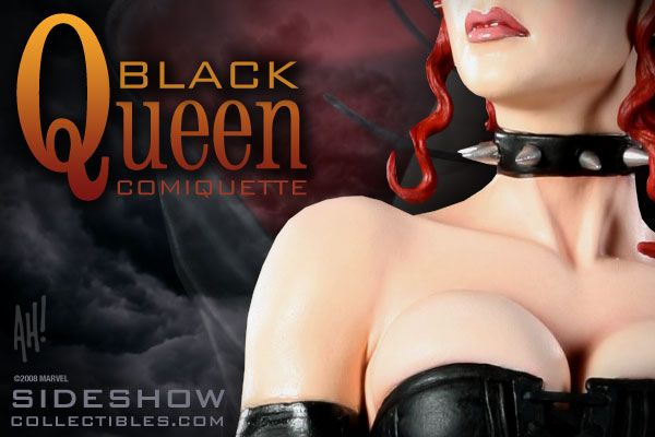 Black Queen Comiqutte - Regular Edition