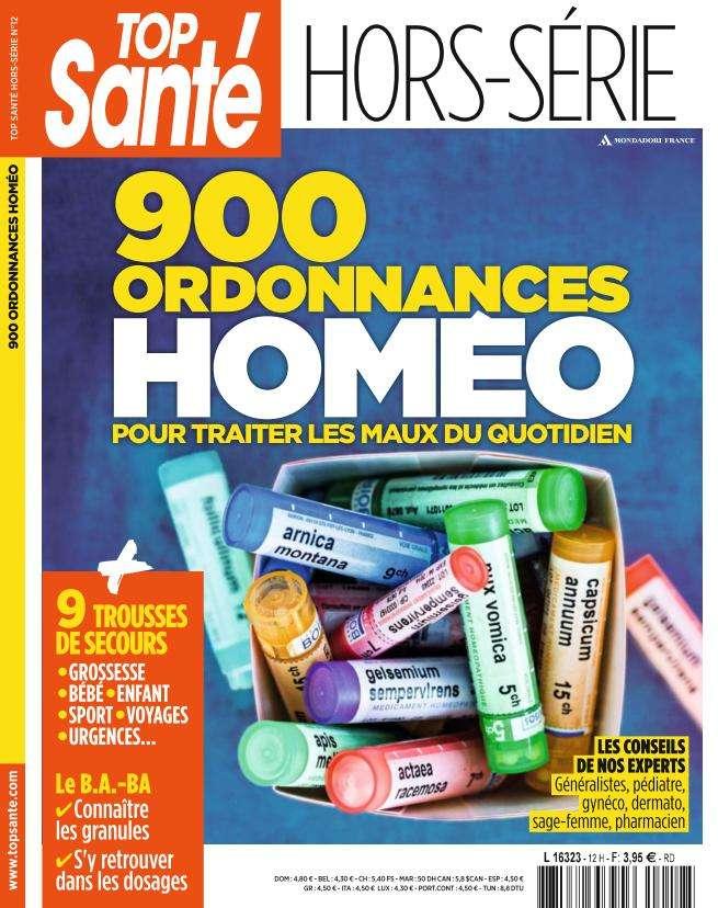 Top Santé Hors-Série 12 - 2016