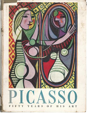 Picasso;: Fifty years of his art,, Barr, Alfred Hamilton