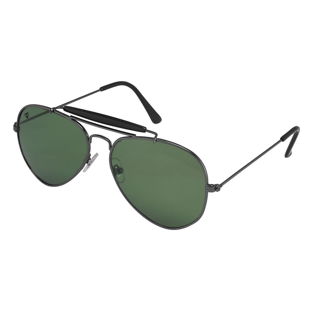 Walrus Avengers Green Color Unisex Aviator Sunglass - WS-AVG-040202