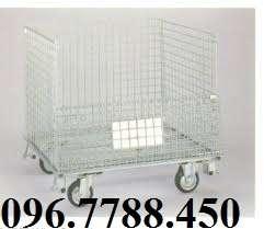 Lồng lưới thép, lồng trữ hàng, lồng lưới chưa hàng 0967788450