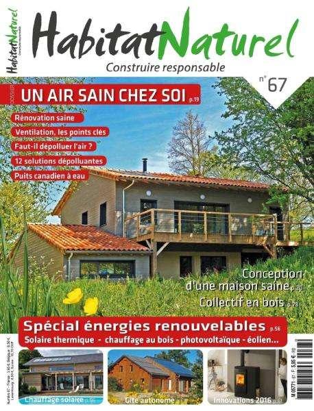 Habitat Naturel 67 - 2016