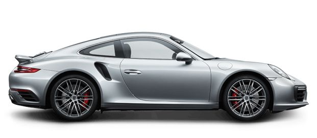 Porsche 911 Turbo Ann Arbor