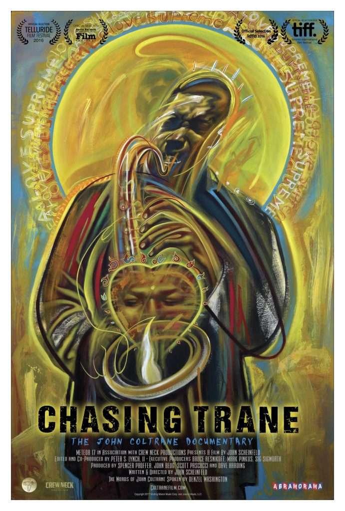 Chasing Trane: The John Coltrane Documentary Στα Ίχνη του Τζον Κολτρέιν Πόστερ Poster
