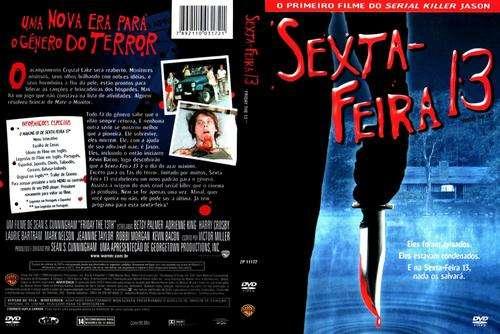 Sexta Feira 13 Torrent - BluRay Rip 1080p Dublado (1980)