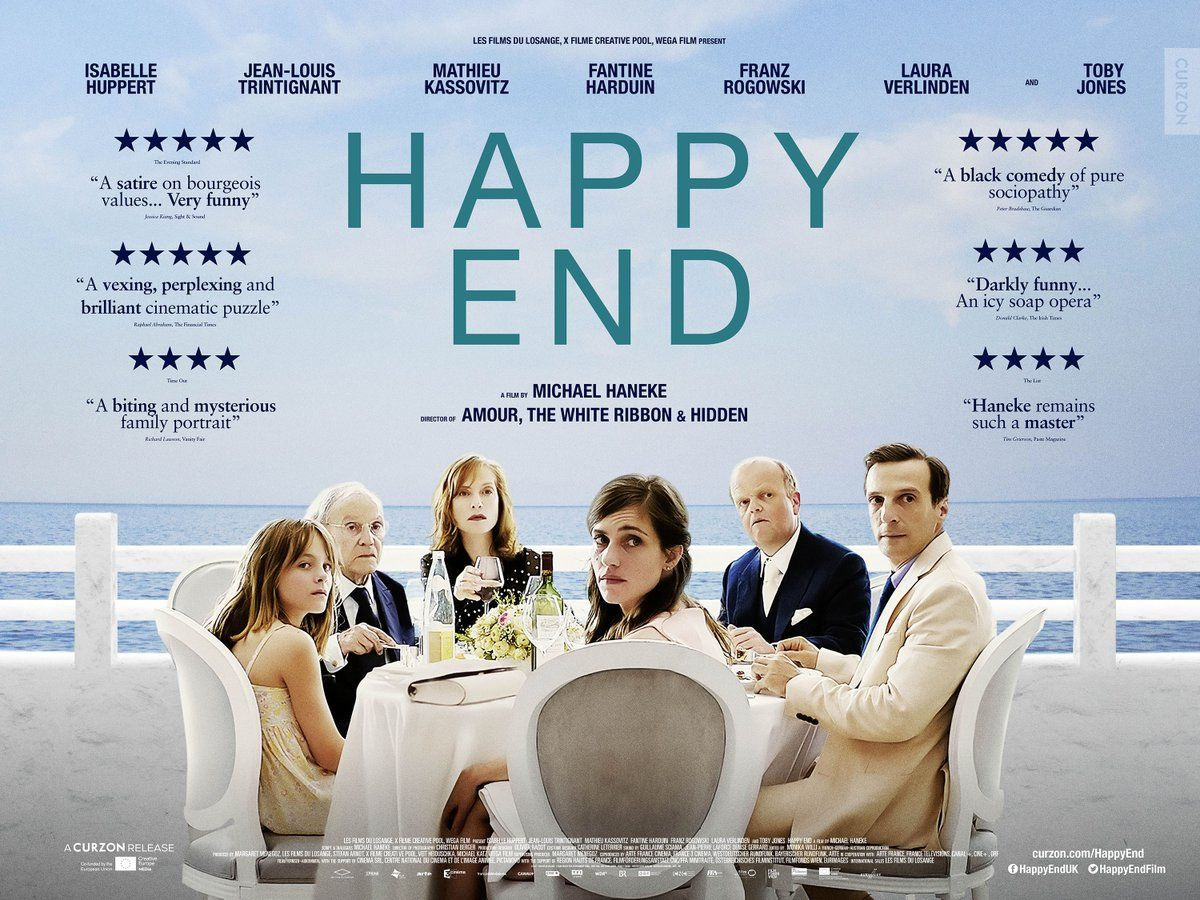 Happy End Quad Poster Πόστερ