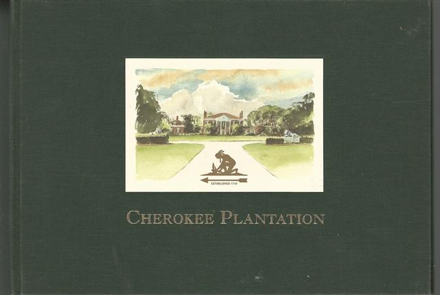 Cherokee Plantation Club Illustrated History, Staff