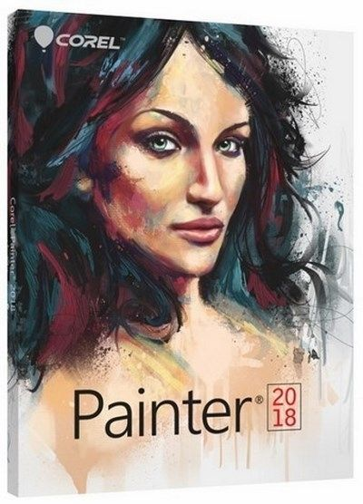 Corel Painter 2018 v18.1.0.621 + Keygen