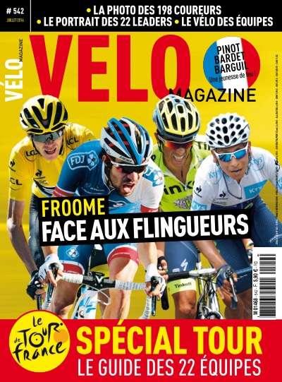 Vélo Magazine - Juillet 2016