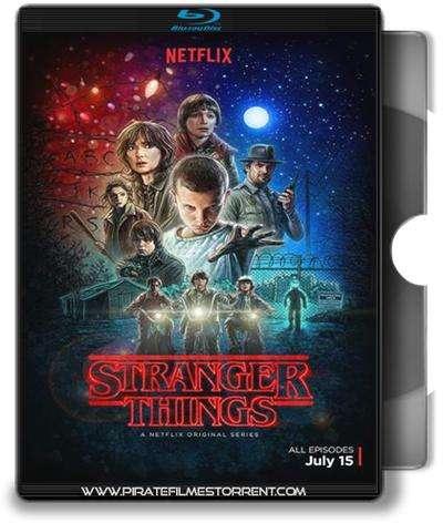 Stranger Things 1ª Temporada Completa