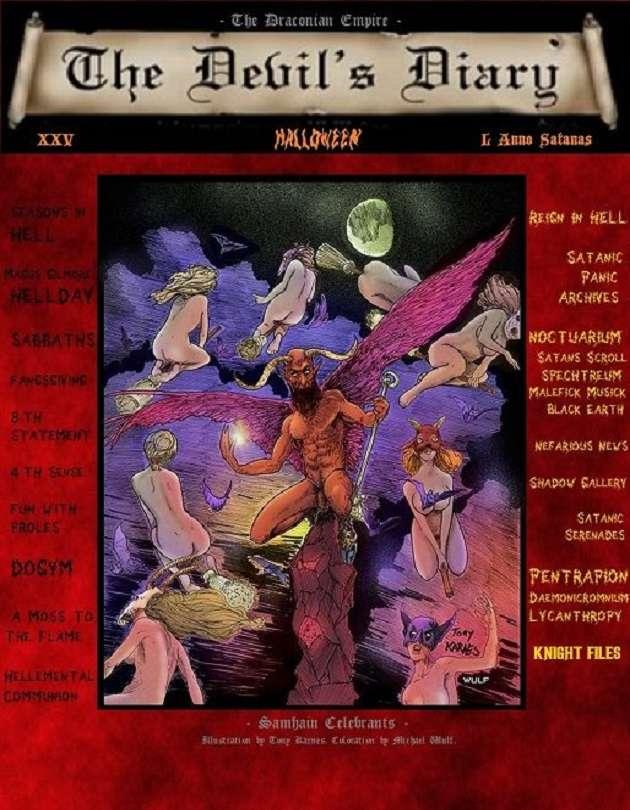 The Devils Diary XXV: Helloween/Satanalia L A.S.