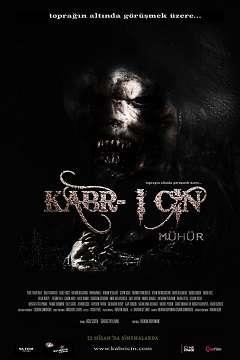 Kabr-i Cin Mühür - 2016 (Yerli Film) HDRip XviD indir