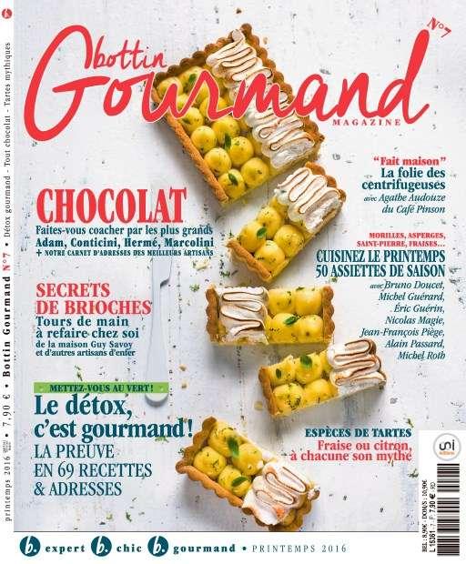 Bottin Gourmand 7 - Janvier - Février - Mars 2016