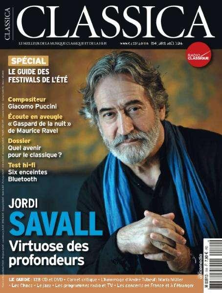 Classica - Juillet-Août 2016