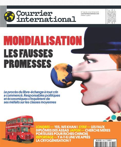 Courrier International - 12 au 18 Mai 2016