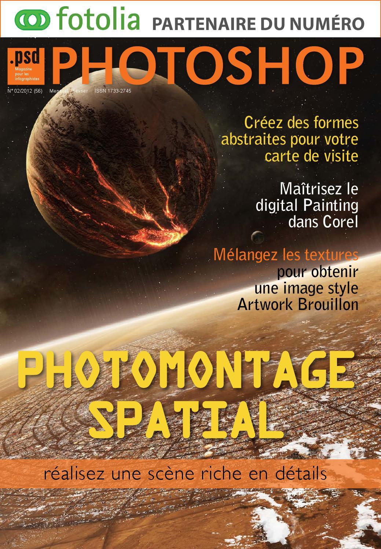 Photoshop 56 - Photomontage Spatial