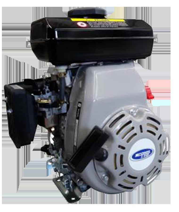 Motor Mpower 2.5 hp con Flecha Cuñero 4 Tiempos
