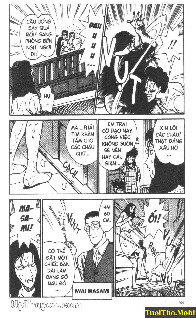 đọc truyện Conan bộ đặc biệt chap 17 trang 5