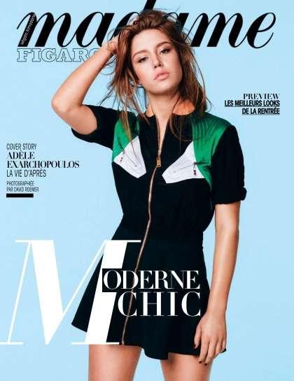 Madame Figaro - 29 Juillet 2016