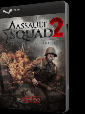 [PC] Assault Squad 2: Men of War Origins (2016) - SUB ITA