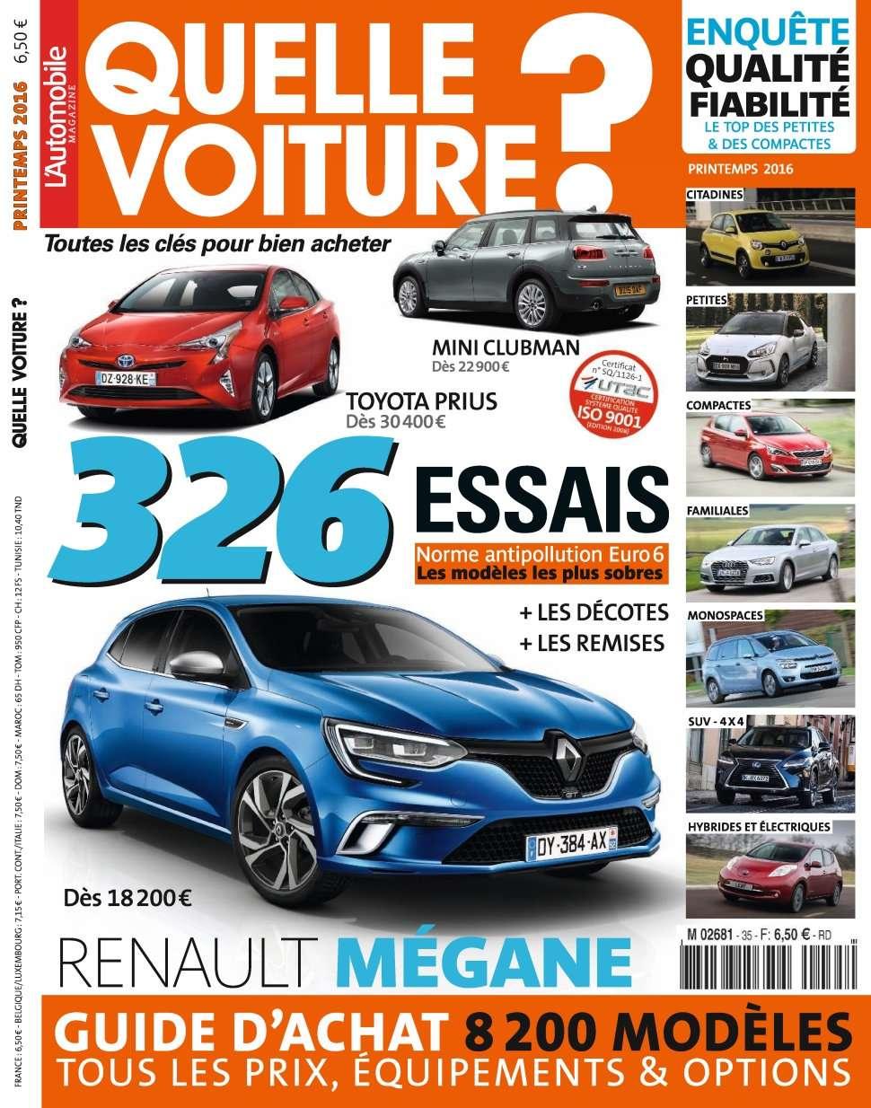 L'Automobile magazine Hors-Série 65 - Printemps 2016