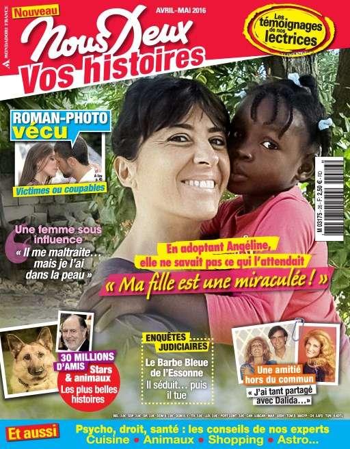 Nous Deux Hors-Série Vécu 26 - Avril/Mai 2016