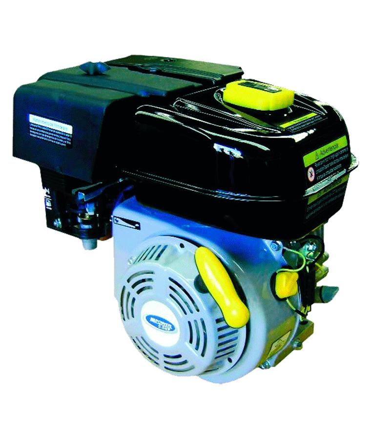 Motor A Gasolina Mpower 5.5 Hp Flecha Roscada
