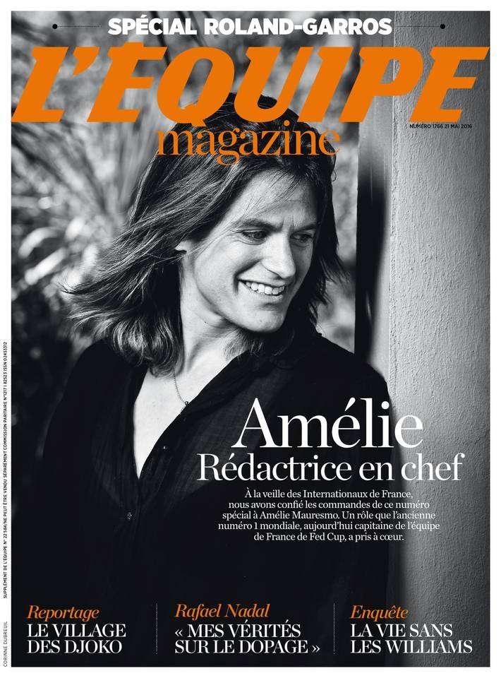 L'Équipe Magazine du samedi 21 mai 2016